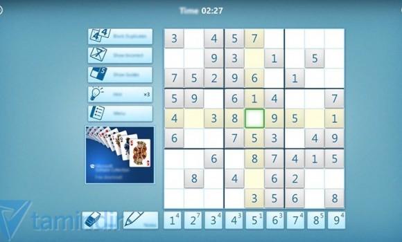 Microsoft Sudoku Ekran Görüntüleri - 3