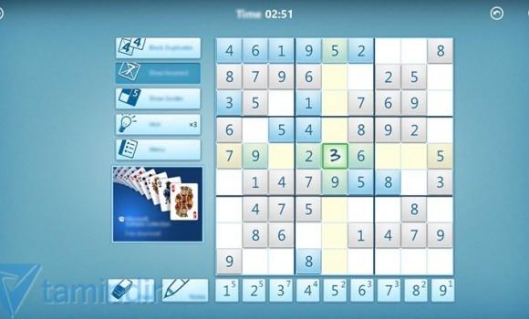 Microsoft Sudoku Ekran Görüntüleri - 1