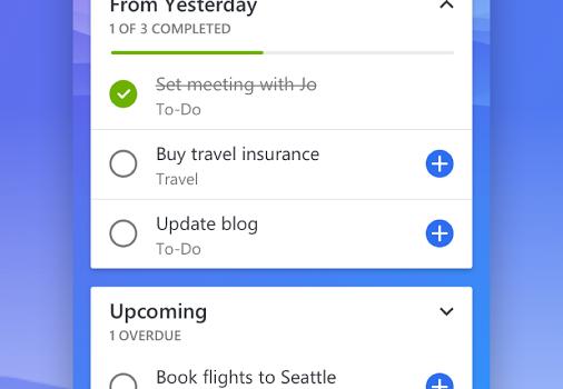 Microsoft To-Do Ekran Görüntüleri - 5