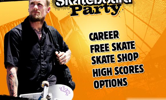 Mike V: Skateboard Party Lite Ekran Görüntüleri - 3