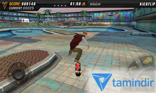 Mike V: Skateboard Party Lite Ekran Görüntüleri - 2