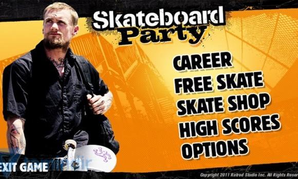 Mike V: Skateboard Party Ekran Görüntüleri - 3