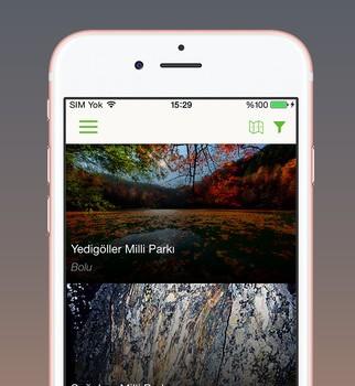 Milli Parklar Ekran Görüntüleri - 4