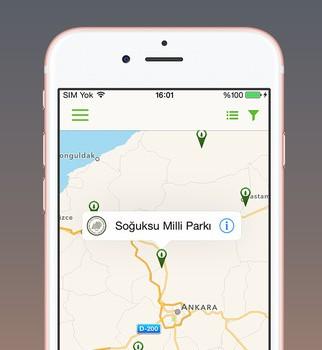 Milli Parklar Ekran Görüntüleri - 1