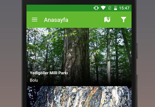 Milli Parklar Ekran Görüntüleri - 5