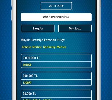 Milli Piyango Türkiye Ekran Görüntüleri - 4
