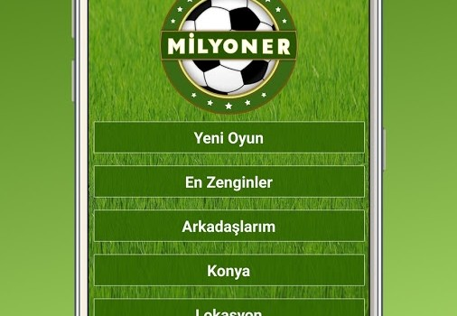 Milyoner Türk Futbolu Ekran Görüntüleri - 5