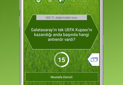 Milyoner Türk Futbolu Ekran Görüntüleri - 1