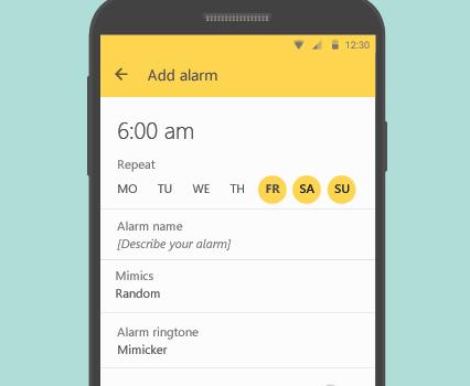 Mimicker Alarm Ekran Görüntüleri - 4