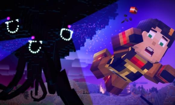 Minecraft: Story Mode Ekran Görüntüleri - 4