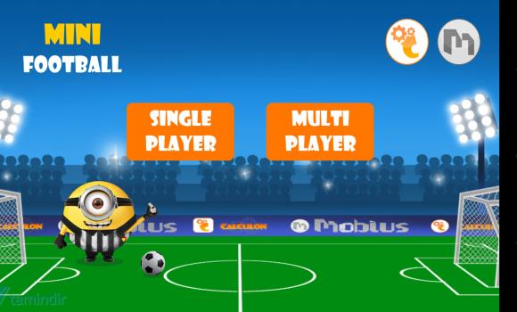 Mini Football: Mobius Ekran Görüntüleri - 3