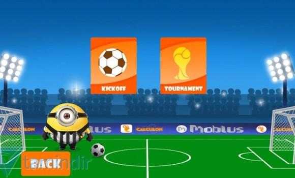 Mini Football: Mobius Ekran Görüntüleri - 2