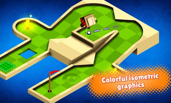 Mini Golf Buddies Ekran Görüntüleri - 2