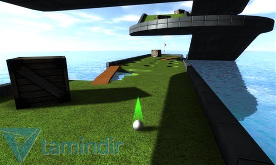 Mini Golf Club Ekran Görüntüleri - 1