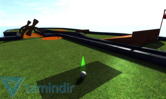 Mini Golf Club Ekran Görüntüleri - 2