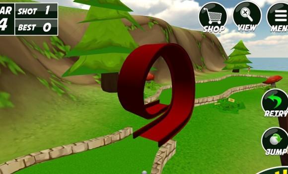 Mini Golf Stars 2 Ekran Görüntüleri - 3