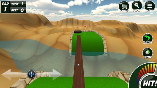 Mini Golf Stars 2 Ekran Görüntüleri - 2