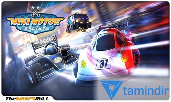 Mini Motor Racing Ekran Görüntüleri - 3