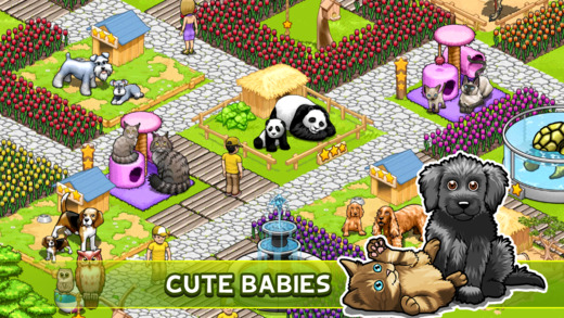 Mini Pets Ekran Görüntüleri - 3