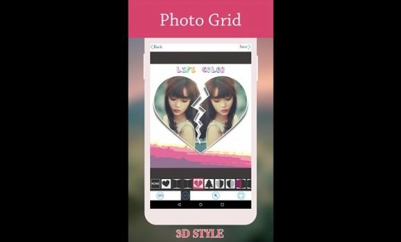 Mirror Photo Grid Ekran Görüntüleri - 3