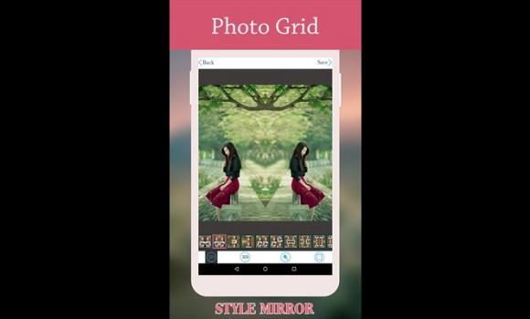 Mirror Photo Grid Ekran Görüntüleri - 2