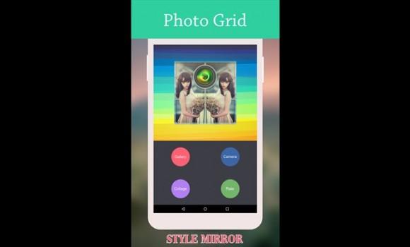 Mirror Photo Grid Ekran Görüntüleri - 1