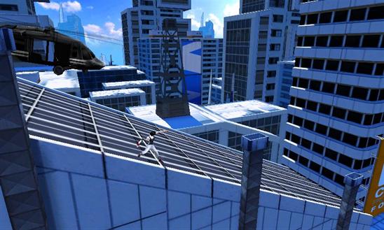 Mirror's Edge Ekran Görüntüleri - 4