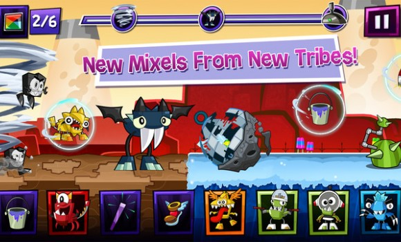Mixels Rush Ekran Görüntüleri - 4