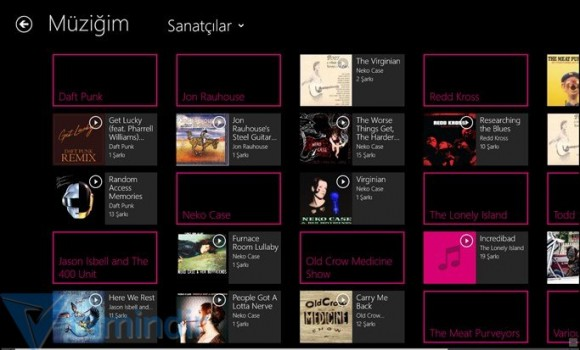 MixRadio Ekran Görüntüleri - 2