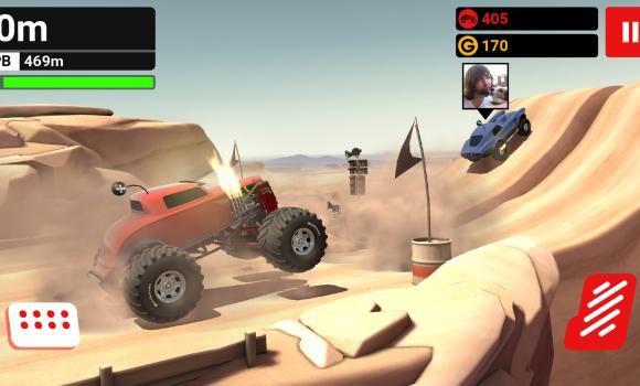 MMX Hill Climb Ekran Görüntüleri - 2