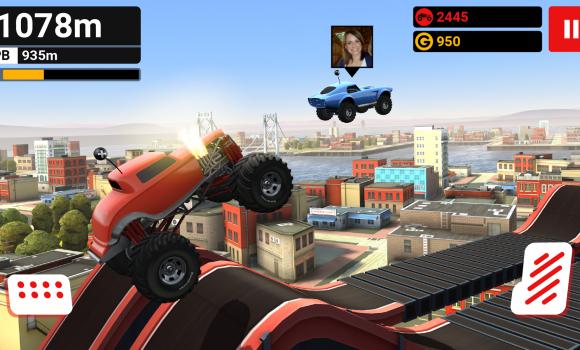 MMX Hill Climb Ekran Görüntüleri - 5