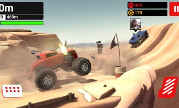 MMX Hill Climb Ekran Görüntüleri - 4