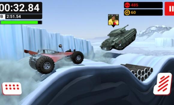 MMX Hill Climb Ekran Görüntüleri - 3