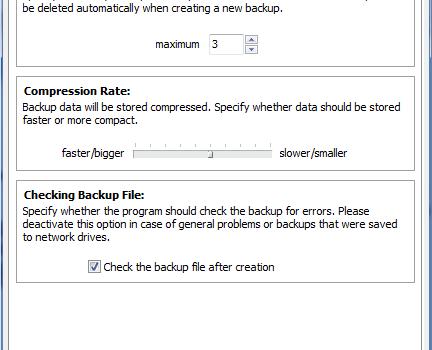 MOBackup Ekran Görüntüleri - 1