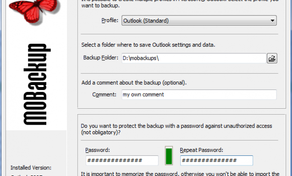 MOBackup Ekran Görüntüleri - 2