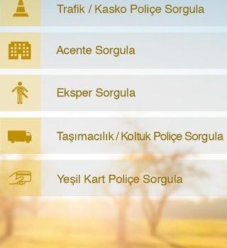 Mobil Sigorta Sorgu Ekran Görüntüleri - 2