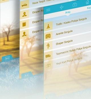 Mobil Sigorta Sorgu Ekran Görüntüleri - 3