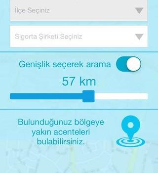 Mobil Sigorta Sorgu Ekran Görüntüleri - 1