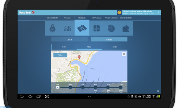 MobilDeniz Tablet Ekran Görüntüleri - 2