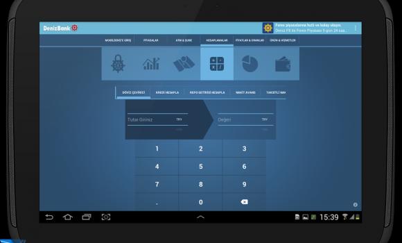 MobilDeniz Tablet Ekran Görüntüleri - 1