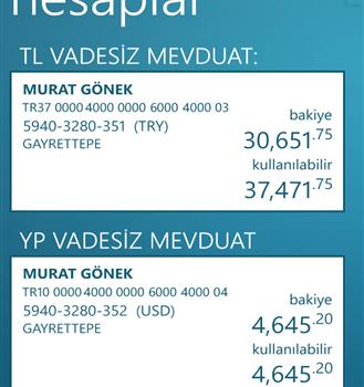MobilDeniz Ekran Görüntüleri - 3