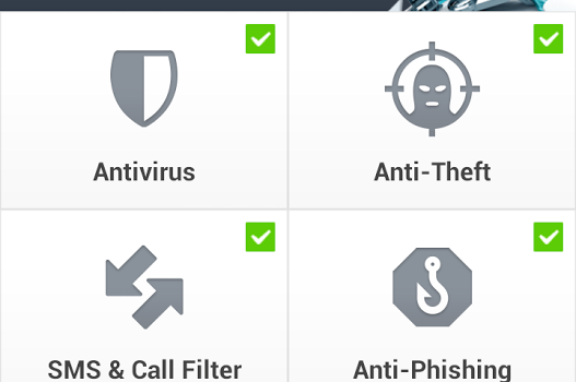 ESET Mobile Security & Antivirus Ekran Görüntüleri - 3