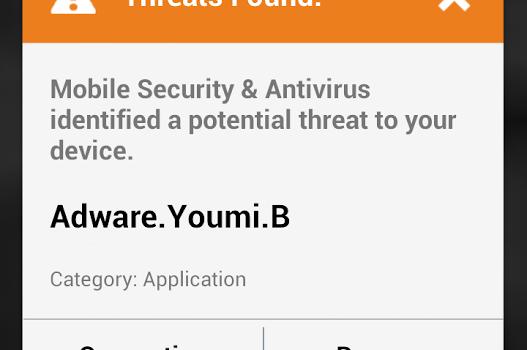 ESET Mobile Security & Antivirus Ekran Görüntüleri - 2