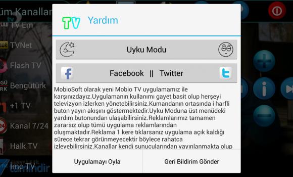 Mobio TV Ekran Görüntüleri - 2