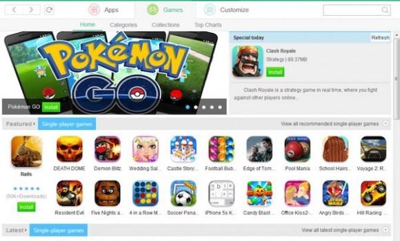 MoboPlay Ekran Görüntüleri - 3