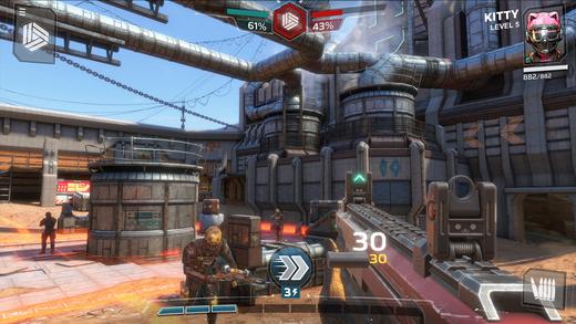 Modern Combat Versus Ekran Görüntüleri - 5