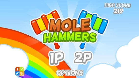 Mole Hammers Ekran Görüntüleri - 2