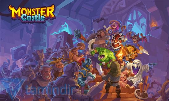 Monster Castle Ekran Görüntüleri - 3