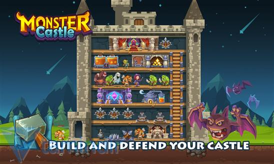 Monster Castle Ekran Görüntüleri - 2