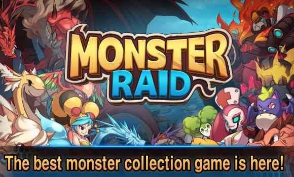 Monster Raid Ekran Görüntüleri - 5